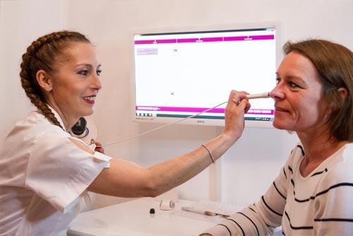 Kosmetikstudio Thun Hautanalyse
